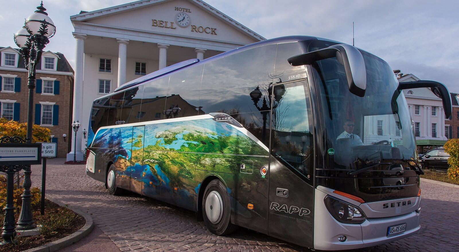 40 50 sitzer rapp reisen bus mieten im schwarzwald in stuttgart. Black Bedroom Furniture Sets. Home Design Ideas