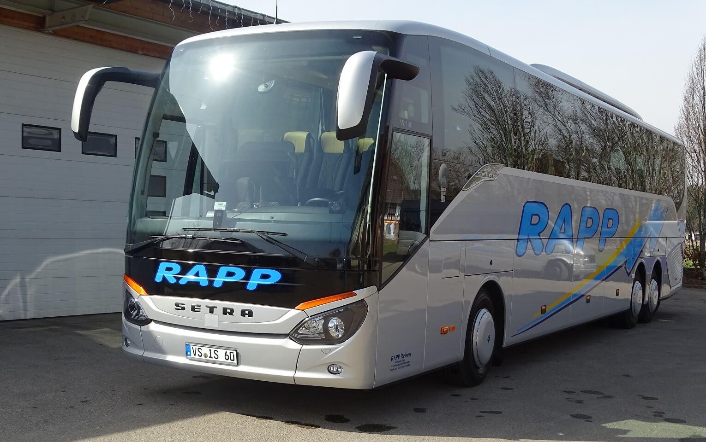 Setra Reisebus 3-Achser