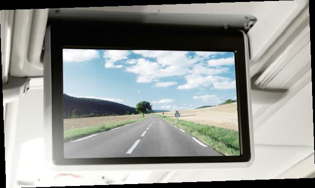 Bildschirm-Cityliner