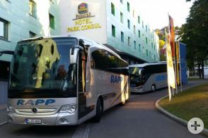 Rapp-Bus-Messeshuttle-Hotel