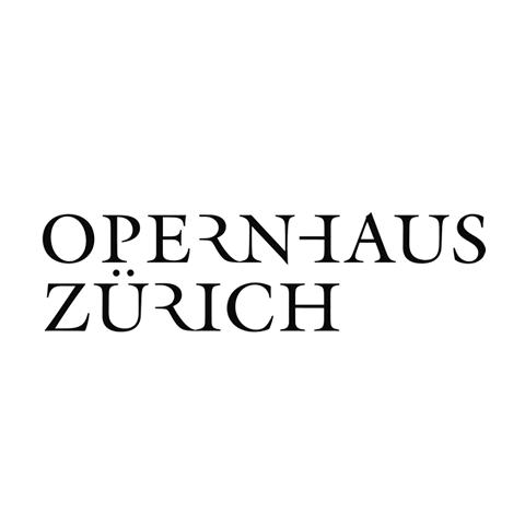 Logo des Opernhaus Zürich